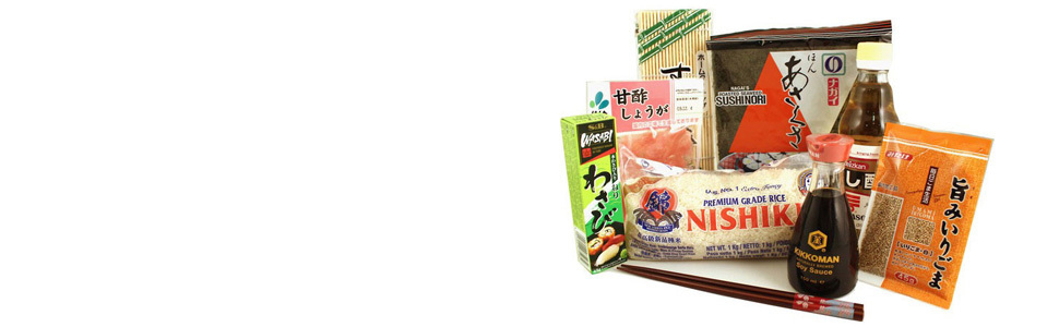 Food kit sushi