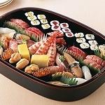Jc sushi spread 150 150