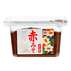 Masuyamiso red miso front
