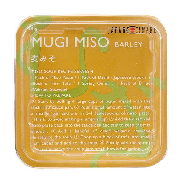 Japan centre barley miso top