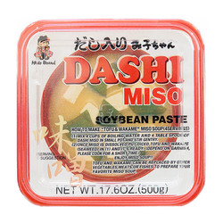 Miyasaka miso with dashi top