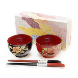 6837 bowl chopsticks set 2