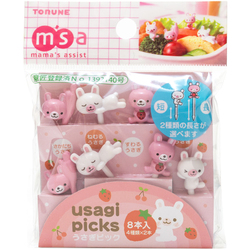 10519 rabbit bento picks
