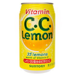 10644 suntory cc lemon can