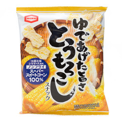 10714 kamedaseika sweetcorn snacks