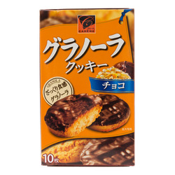 10780 kabaya granola chocolate cookies