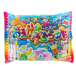 6567 kracie popin cookin gummy painting