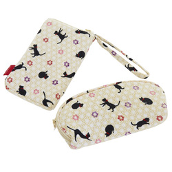 10848 cat glasses case set