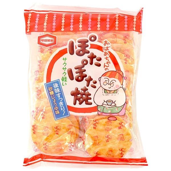 466 potapota rice crackers