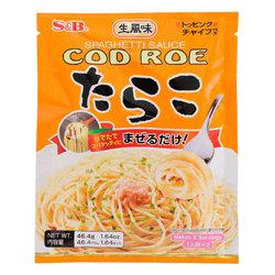 1022 sandb cod roe spaghetti sauce