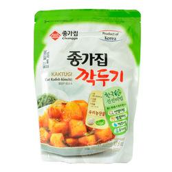 11063 chongga kaktugi radish kimchi