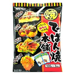11091 showa seasoned teppanyaki flour