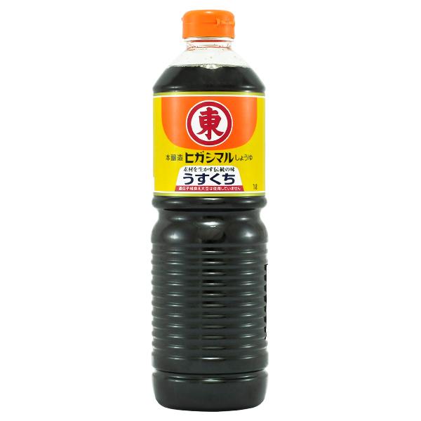 882 higashimaru light soy sauce