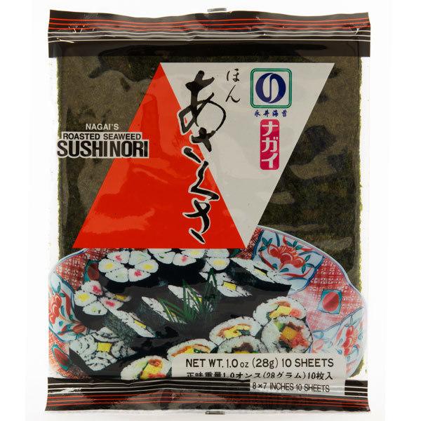 824 nagai nori seaweed