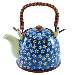 11276 teapot blue flowers main