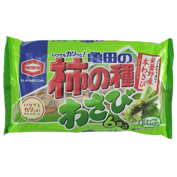 465 taki no tane wasabi 6 pack