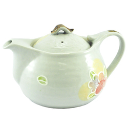 11315 teapot grey handpaint