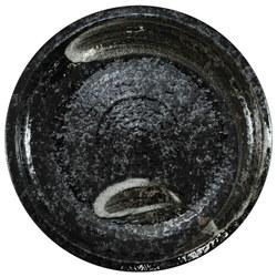 11340 plate black brushstroke top
