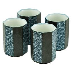 11300 teacup set wave pattern