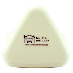 11304 onigiri box beige