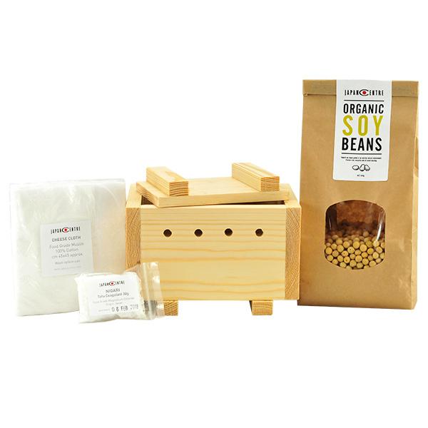Japan centre japan centre homemade tofu kit with organic for Kit per palafitte