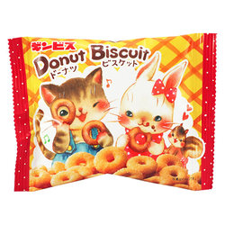 10045 ginbis donut biscuits
