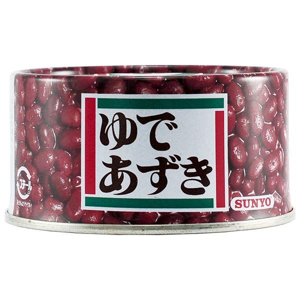 3907 sunyo yude azuki red beans front