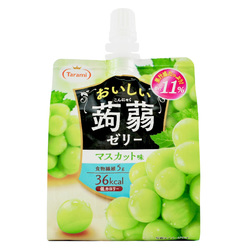 11510 tarami muscat grape konnyaku jelly