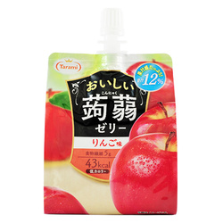 11511 tarami apple konnyaku jelly
