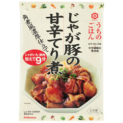 11959 kikkoman sweet salty potato pork sauce
