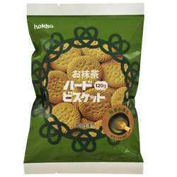 12101 hokka matcha hard biscuits