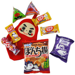 12175 daruma snack set main