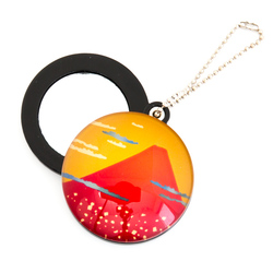 11925 slide mirror keychain mount fuji