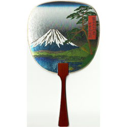12577 mt fuji fan card