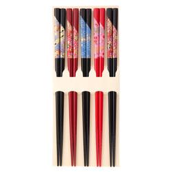 12337 wooden chopsticks set