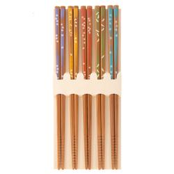 12378 bamboo chopsticks set