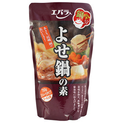 12755 ebara yose nabe hotpot soup stock