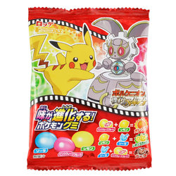 12759 lotte pokemon fruit mix gummy candy