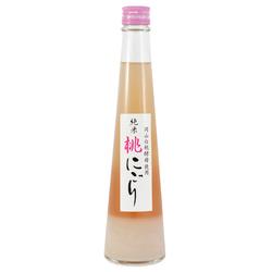 12761 miyashita junmai peach nigori sake