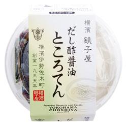 12793 choshiya dashi vinegar soy sauce tokoroten noodles