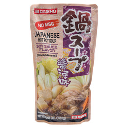 12775 daisho no msg soy sauce nabe hotpot soup stock