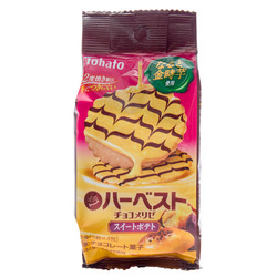 12811 tohato harvest sweet potato biscuits