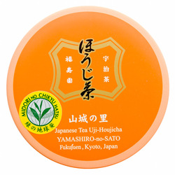 12813 fukujuen yamashiro no sato loose leaf hojicha roasted green tea