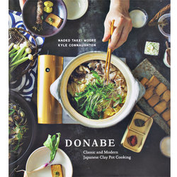 12815 donabe classic and modern clay pot cooking