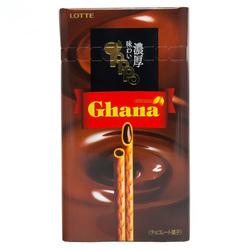 12825 lotte toppo ghana chocolate filled pretzel sticks