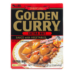 12839 golden curry extra hot