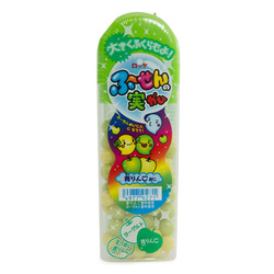 12844 lotte green apple chewing gum
