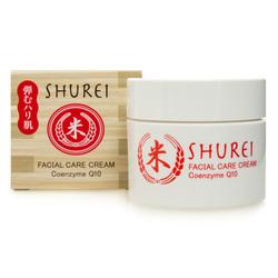 12853 naris shurei facial care cream coenzyme q10