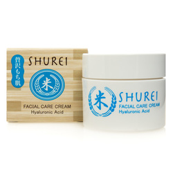 12845 naris shurei facial care cream hyaluronic acid
