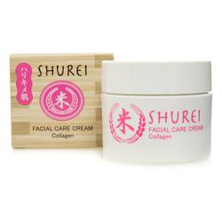 12857 naris shurei facial care cream collagen